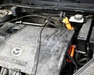 MAZDA. Réduire la consommation de carburant Mazda