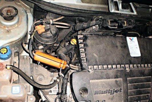 FIAT. Réduire la consommation de carburant Fiat