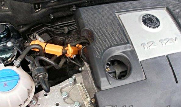 SKODA. Réduire la consommation de carburant Skoda